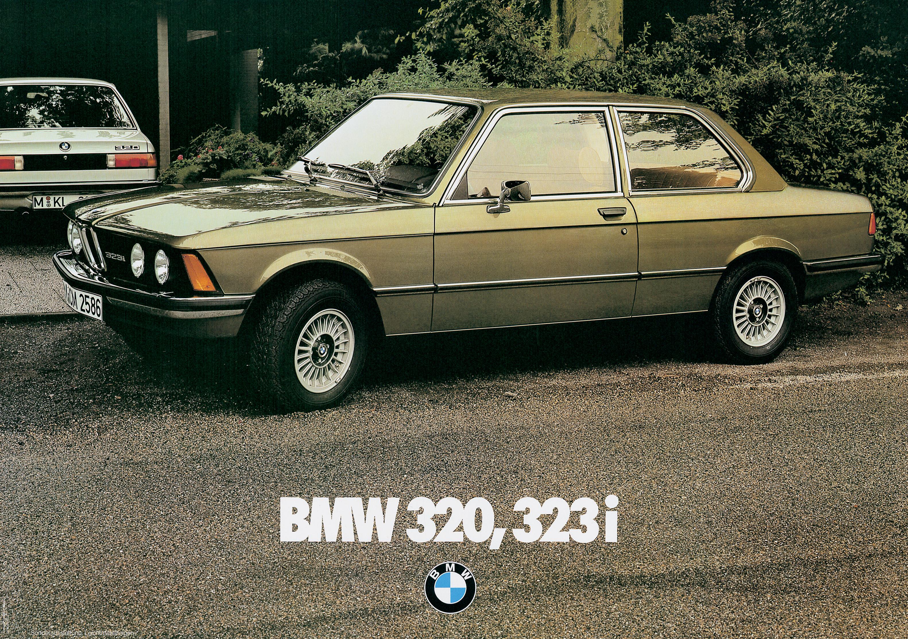 BMW 1st Gen 3 Series Advertising