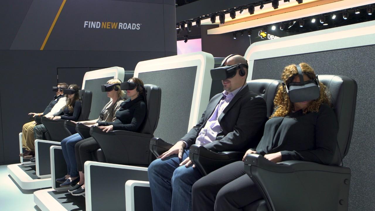 Chevy VR