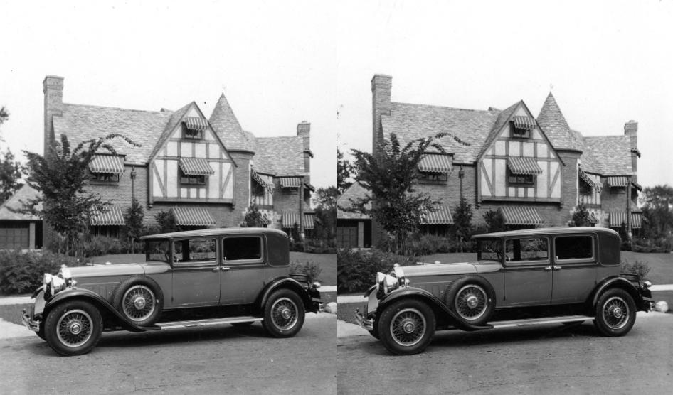 Packard detroit