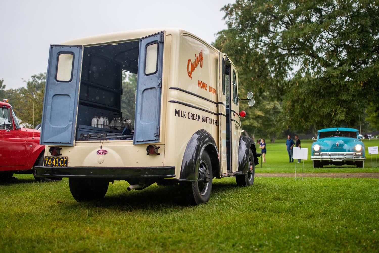 1954 Divco Model 15 milk truck