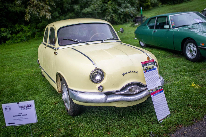 1960 Panhard Dyna Z16