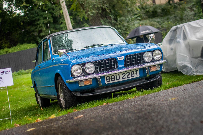 1979 Triumph Dolomite Sprint sedan