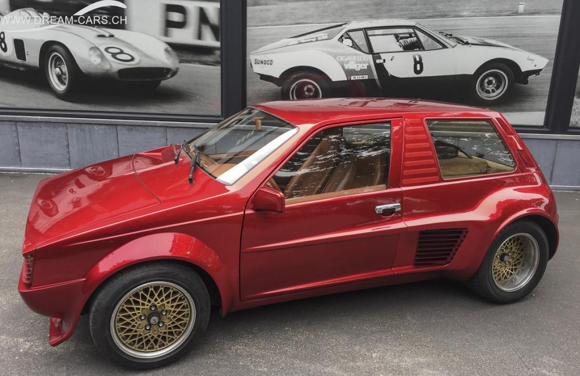 1984 Sbarro Super Eight