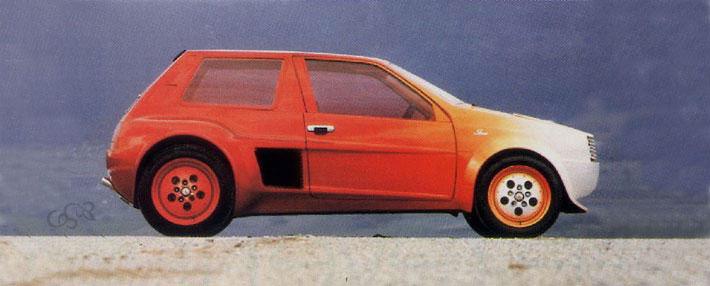 1981 Sbarro Super Twelve