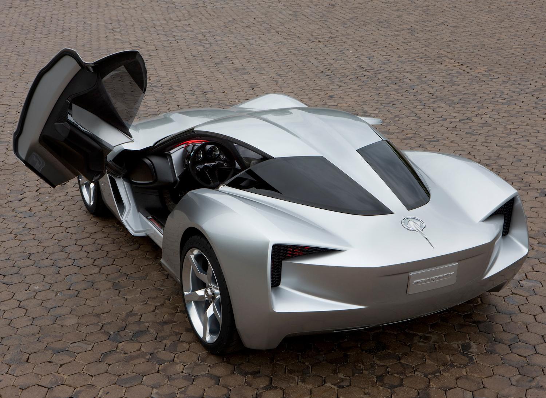 2009 Corvette Stringray Concept