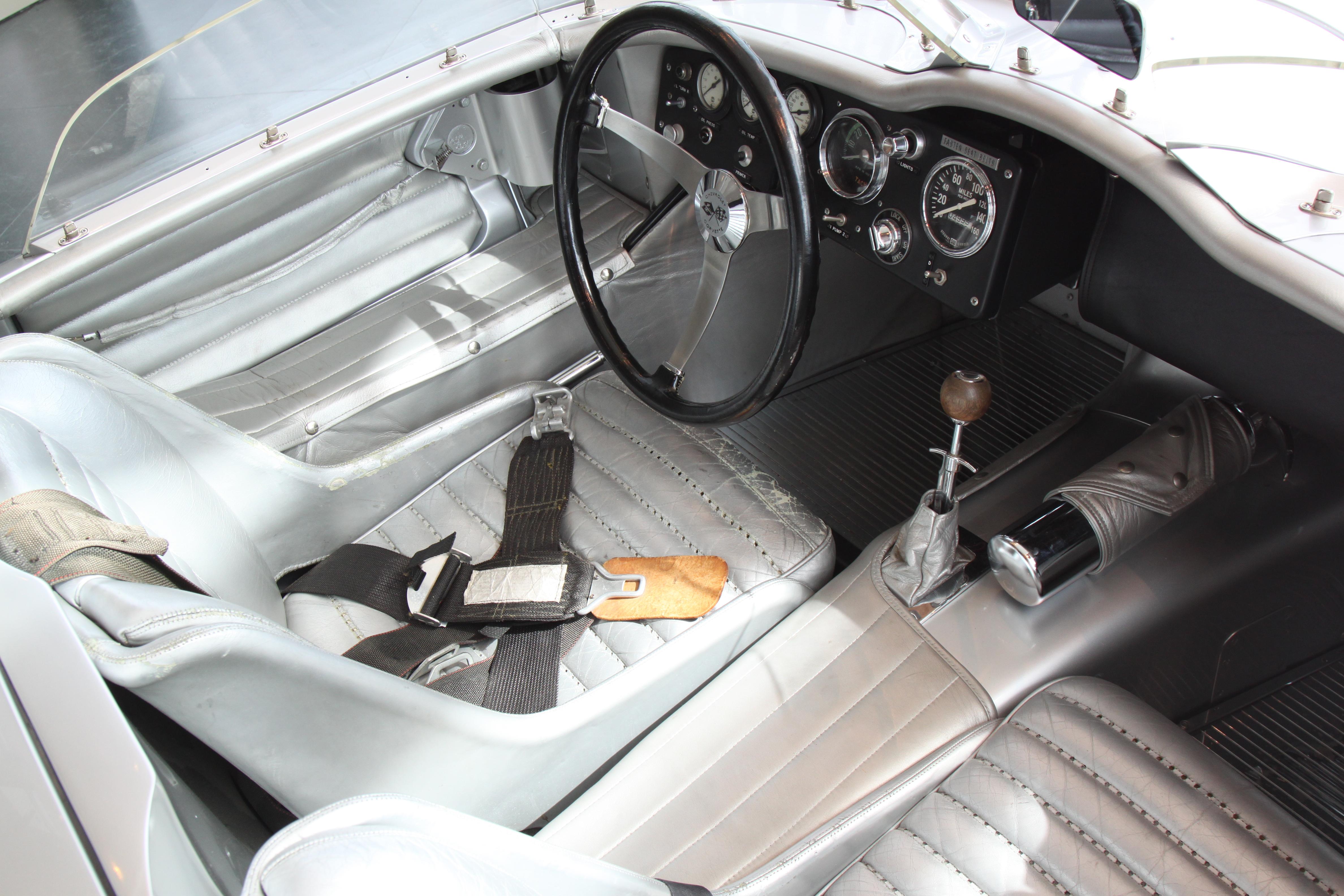 1959 Corvette Stingray XP-87