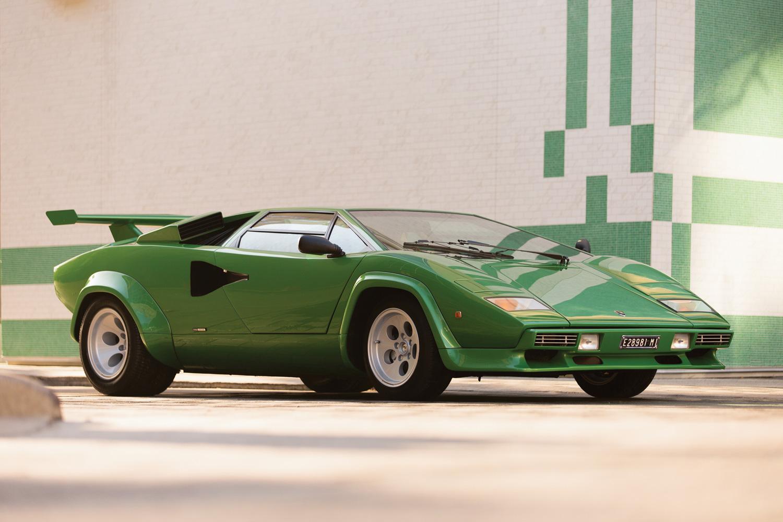 1981 Lamborghini Countach LP400 S