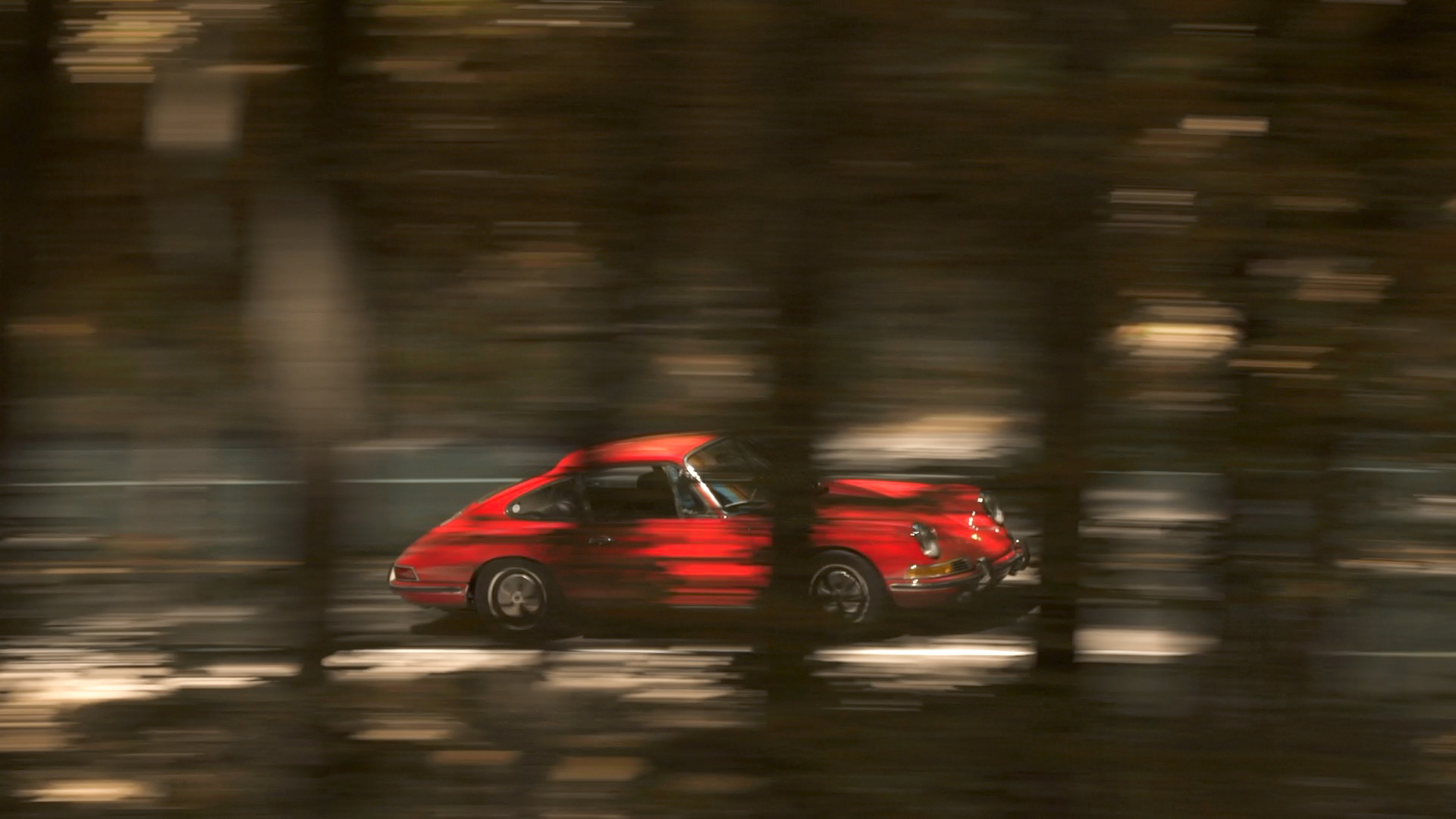 McKeel Hagerty's Porsche 911