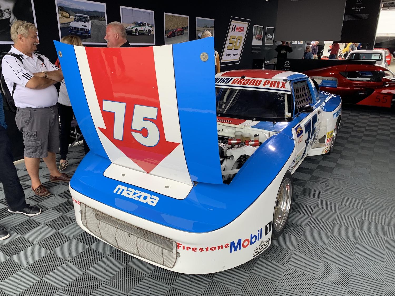 1982 Mazda RX-7 IMSA GTU