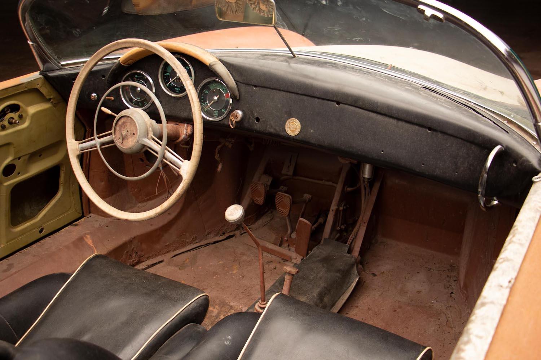 1958 Porsche 356A/1600 Speedster