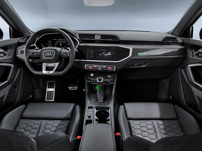 Audi RS Q3 interior