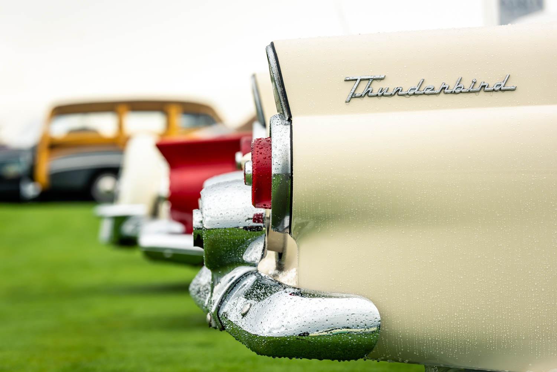 Commander Chris Hadfield's 1955 Ford Thunderbird