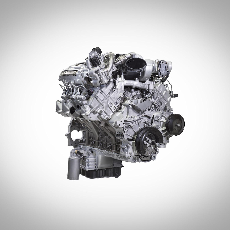6.7L Power Stroke diesel V8 third-gen