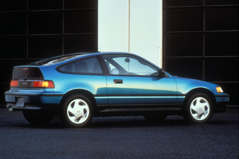 1991 Honda CRX Si