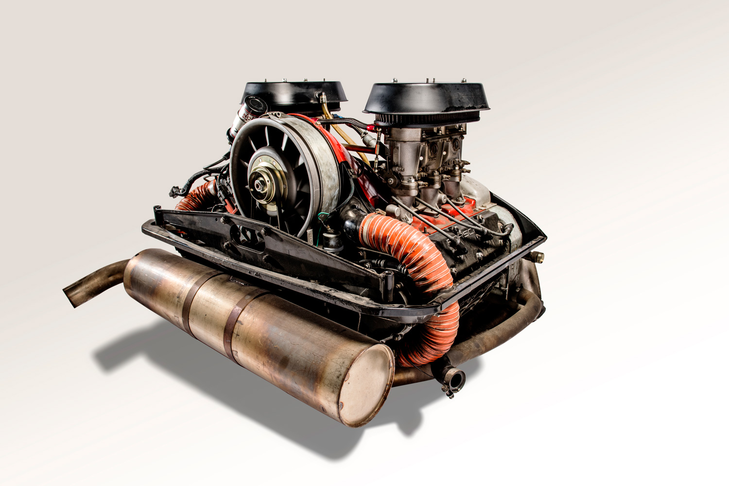 How Porsche's brilliant air-cooled flat-six engine thrived for three decades thumbnail