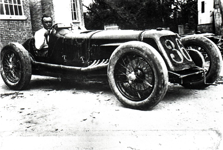 Maserati Tipo Bologna Italy