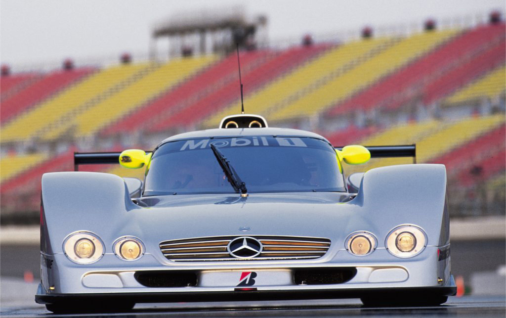 Mercedes Benz CLR