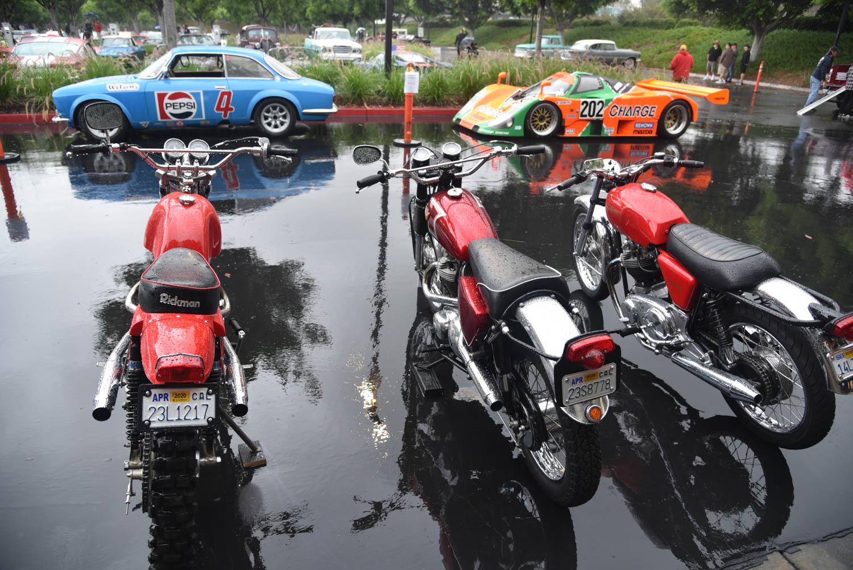 Irvine Cars and Coffee reunion