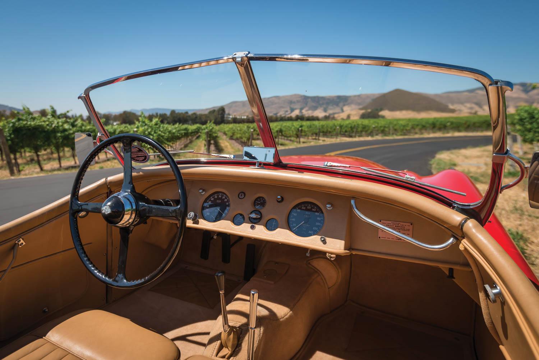 1950 Jaguar XK 120 Alloy Roadster