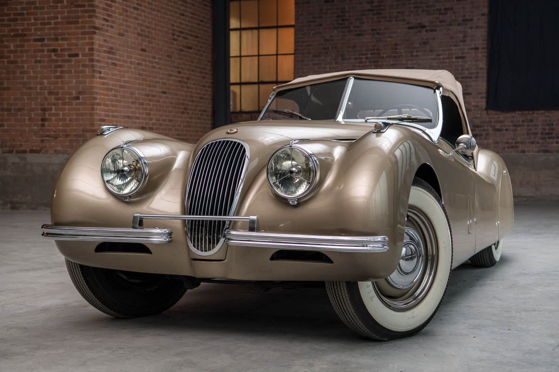 1952 Jaguar XK 120 Alloy Roadster