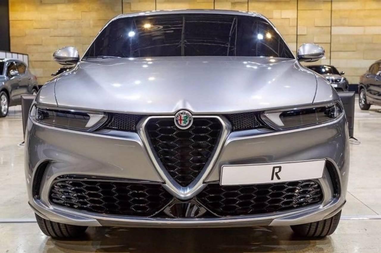 Alfa Romeo Tonale Leak Photo