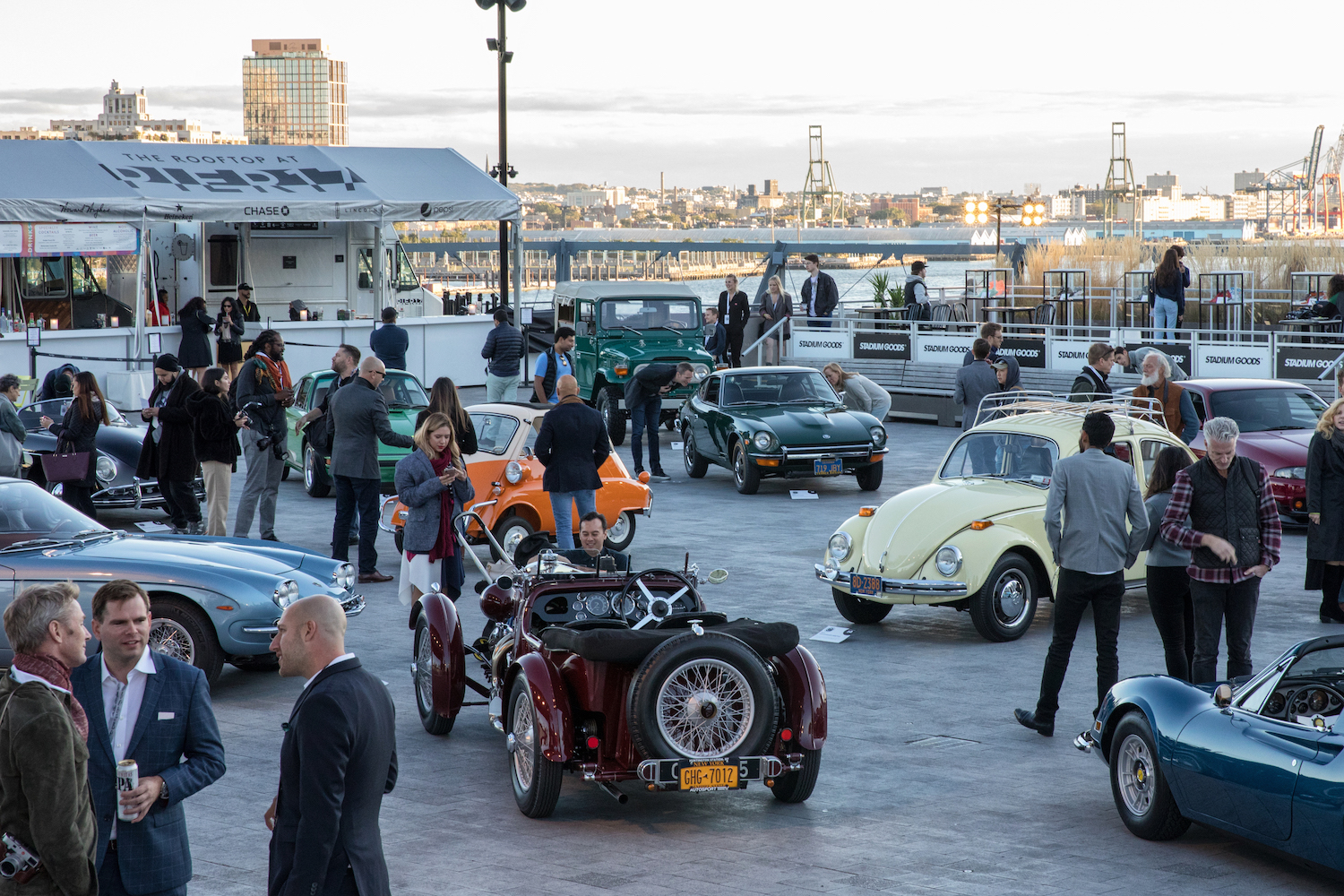 NYC Inaugural Concours Show