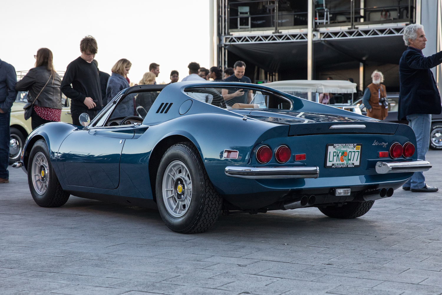 New York City Inaugural Concours Dino