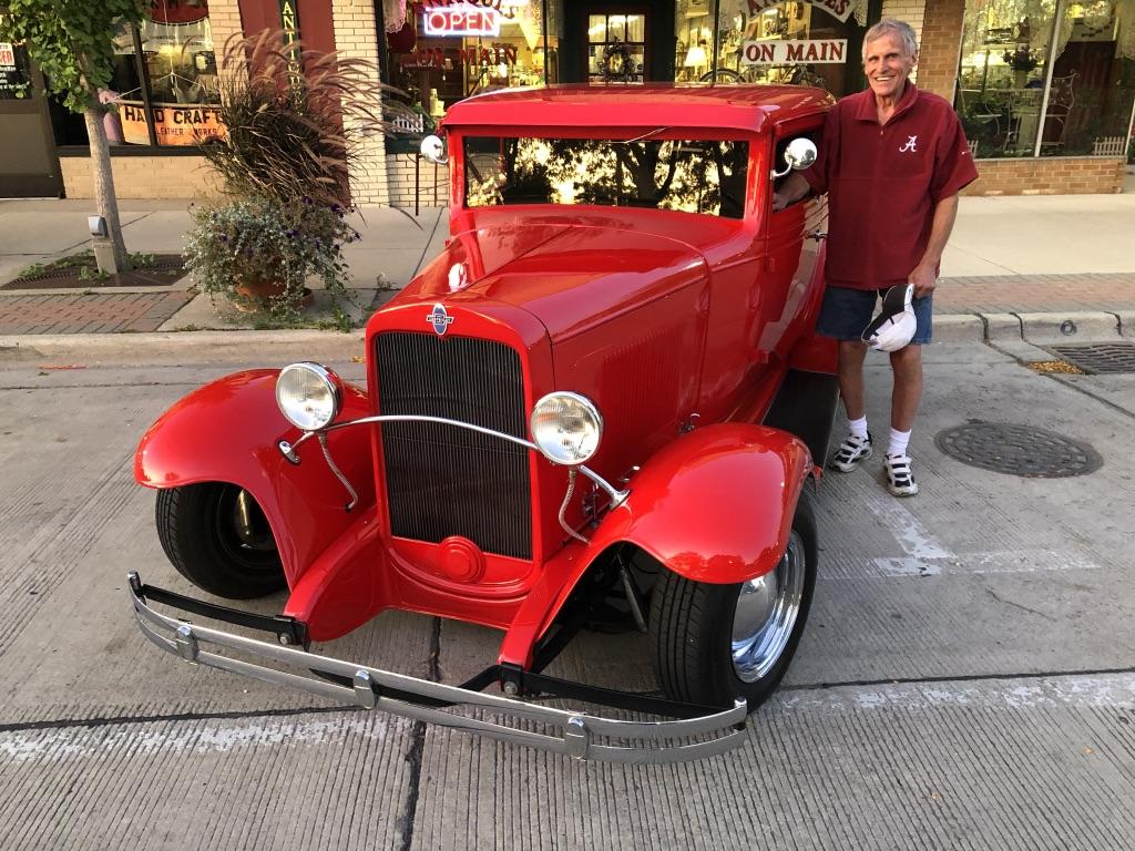 '31 Chevy street rod