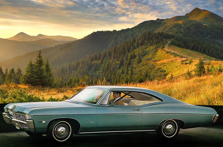 1968 Chevrolet Impala SS 327 Hardtop