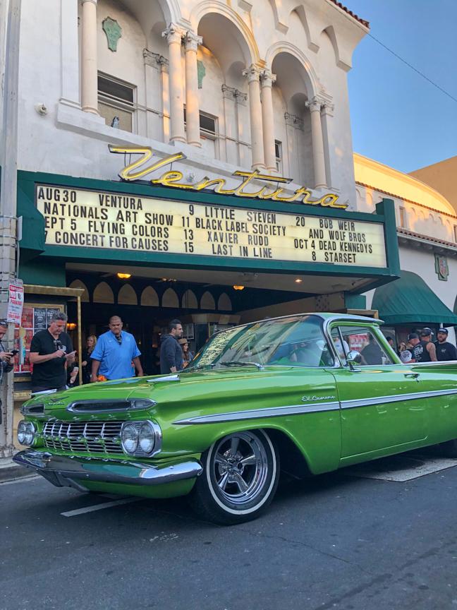 Ventura Nationals Show