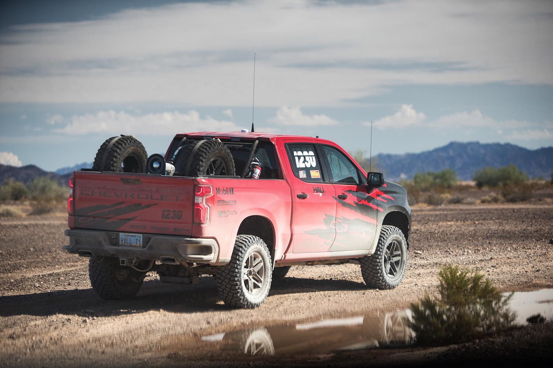 Chevrolet Silverado Race Truck