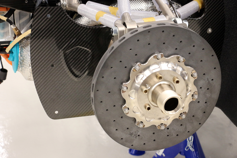 Koenigsegg brakes