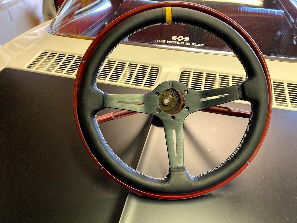 Corvair Steering Wheel