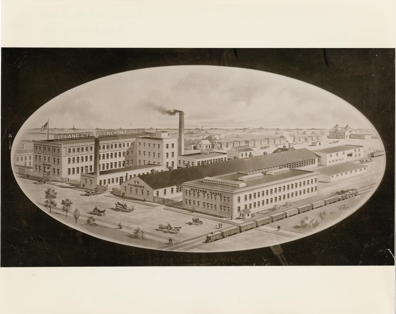 leland faulconer manufacturing headquarters