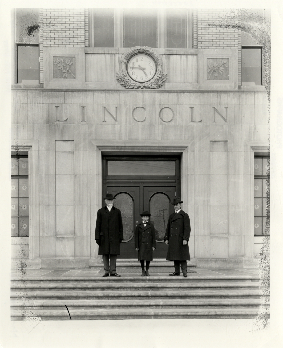 henry leland lincoln factory