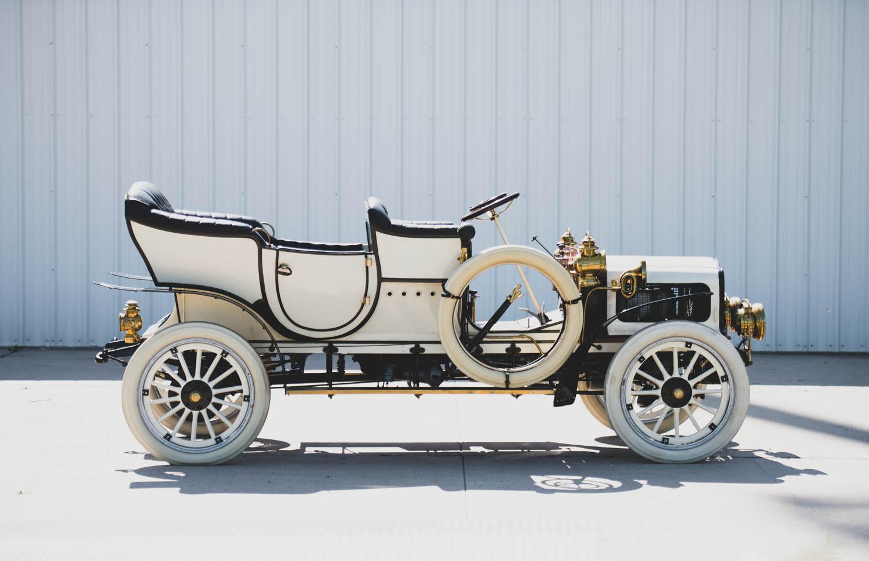 1906 White Model F Steam Touring
