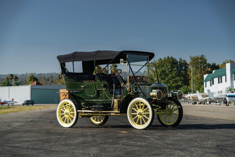 1908 Stanley Model M Five-Passenger Touring