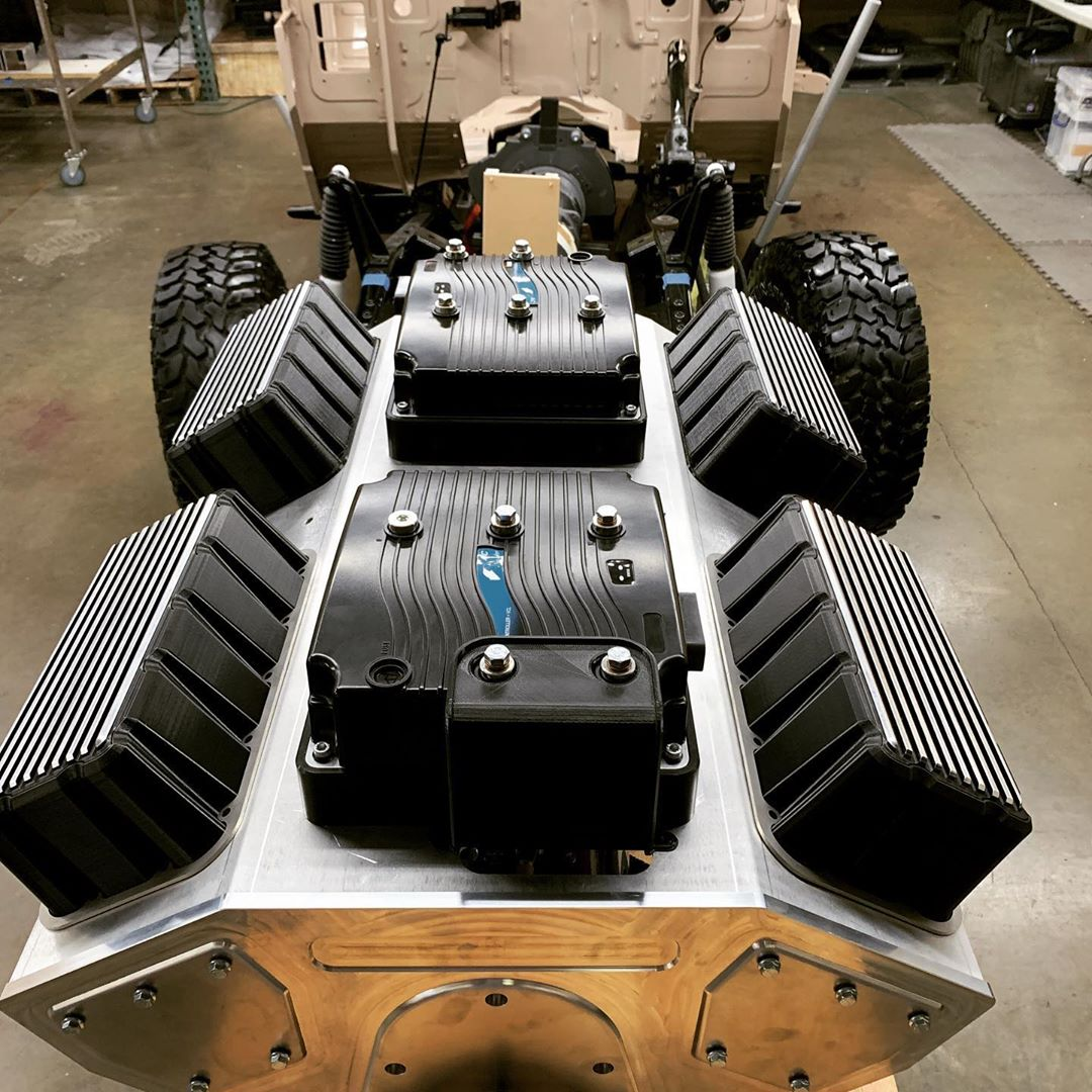 Electric GT Crate motor