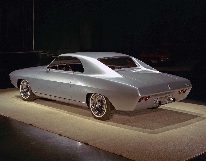 1964 Chevrolet Super Nova Shark Show Car