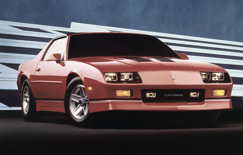 1988 Chevrolet Camaro IROC-Z