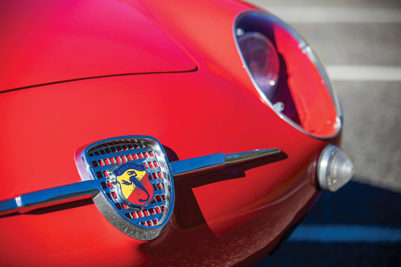 1957 Fiat Abarth 750 Record Monza Zagato