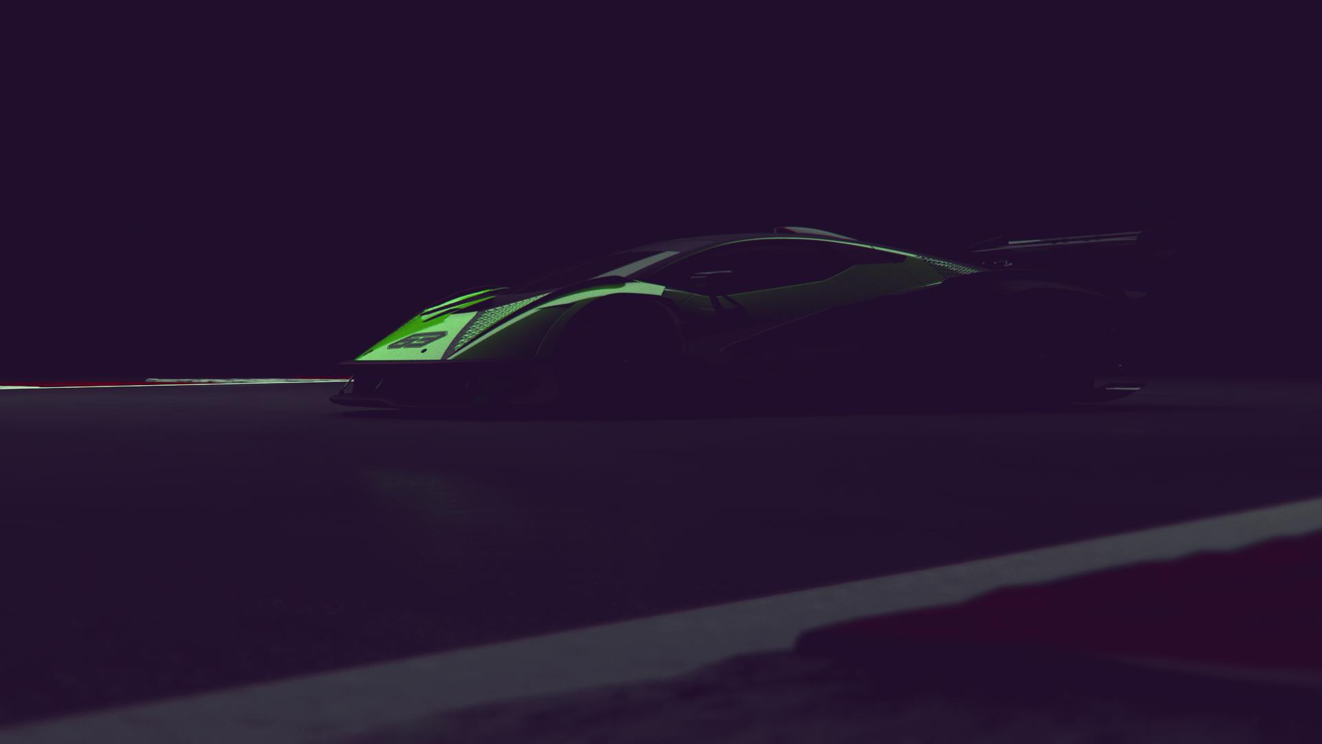 Lamborghini Squadra Corse's 12-cylinder hypercar