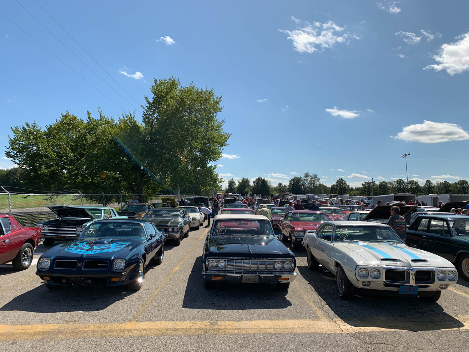 Pure Stock drag cars
