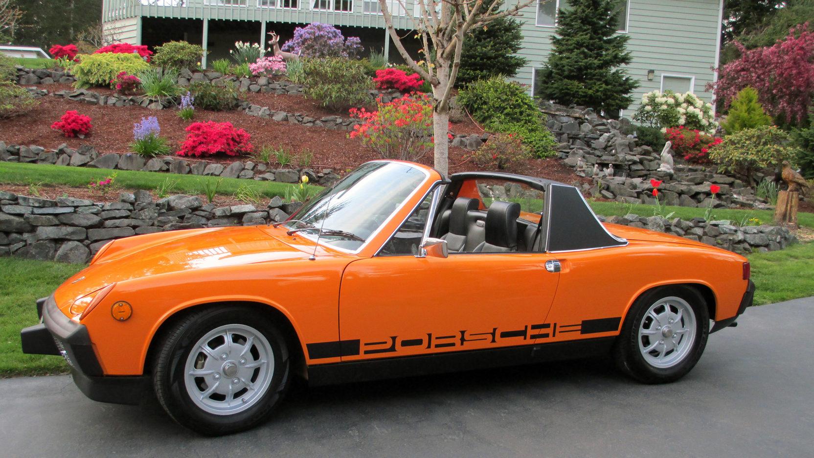 1974 Porsche 914 1.8