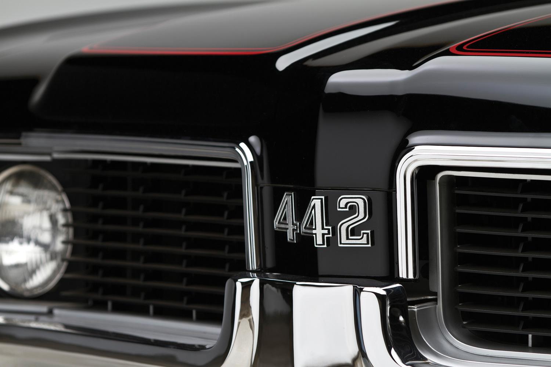 1969 Oldsmobile 442 nose