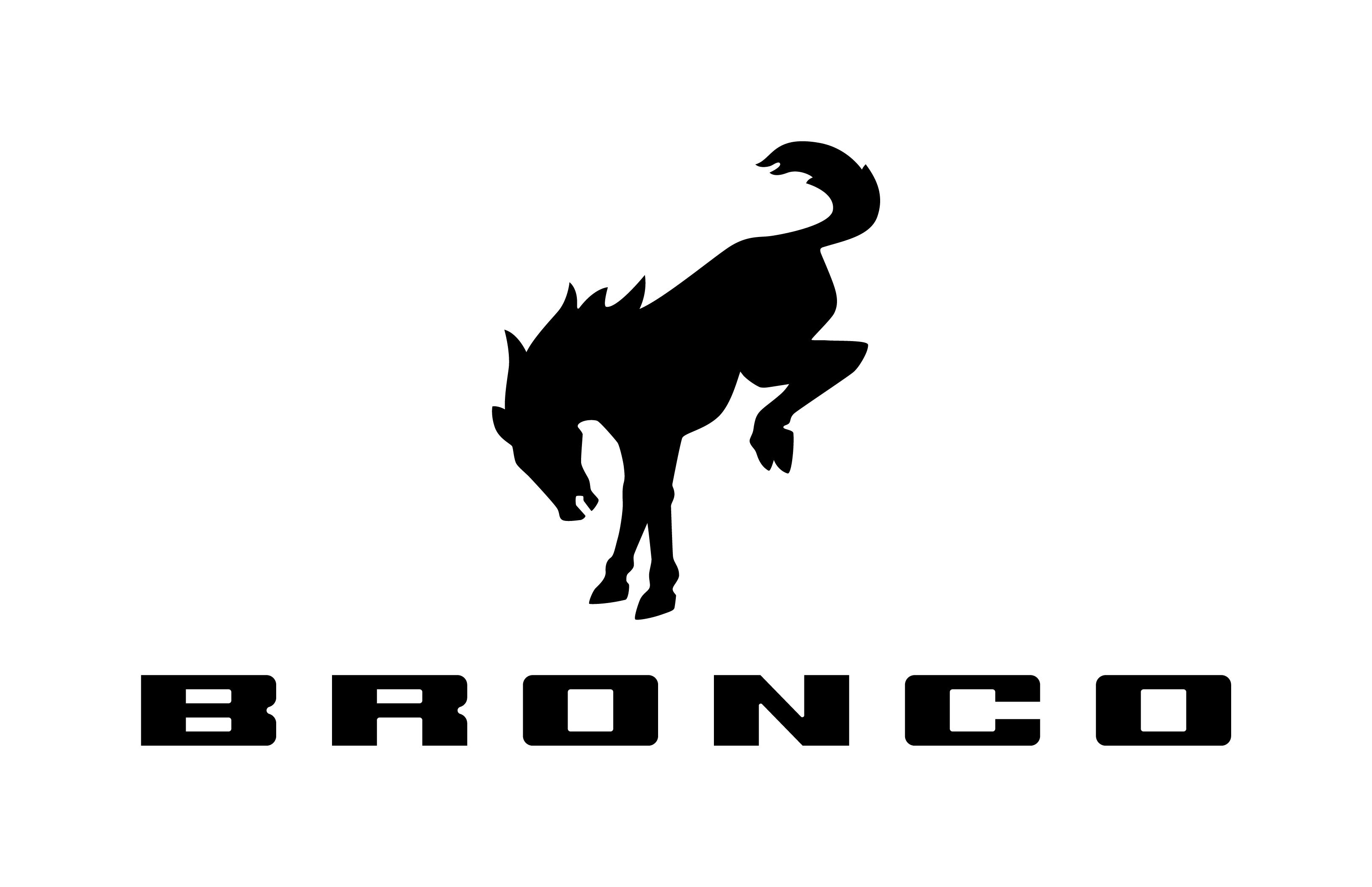 new ford bronco logo