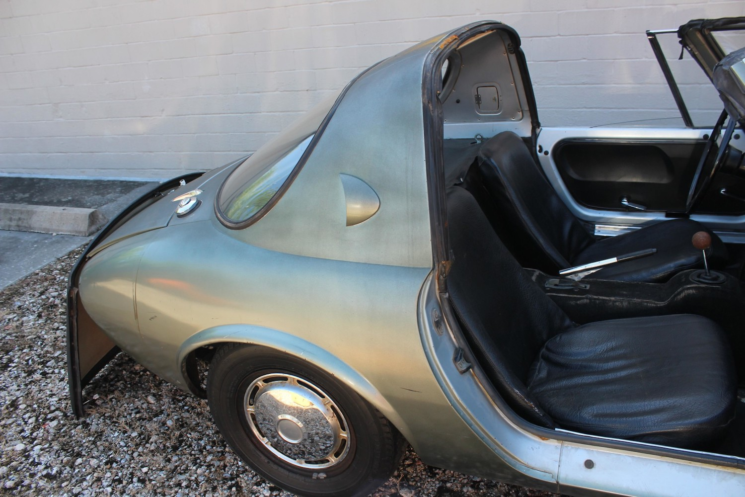 1967 Toyota Sports 800 Project