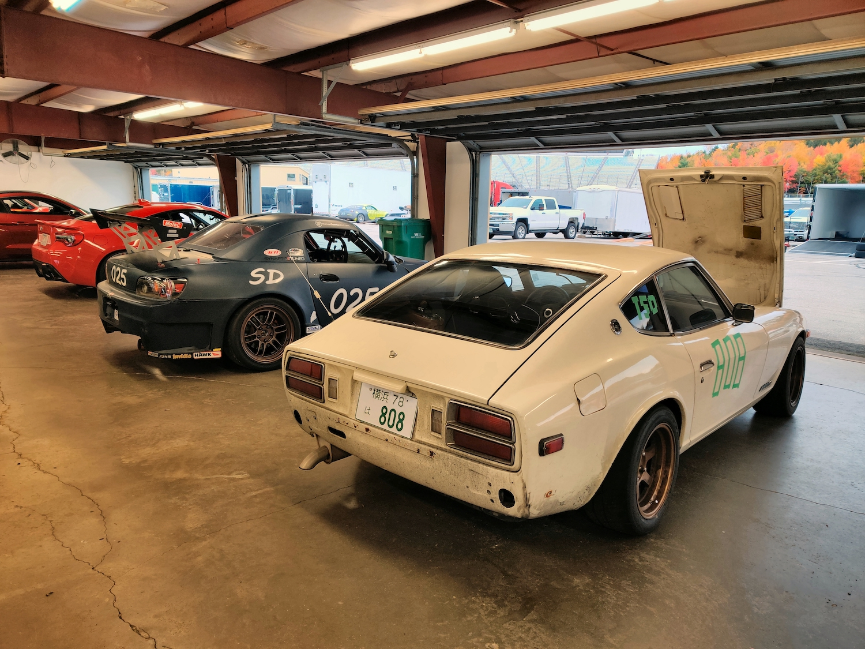 Datsun Miata Subaru Racecars