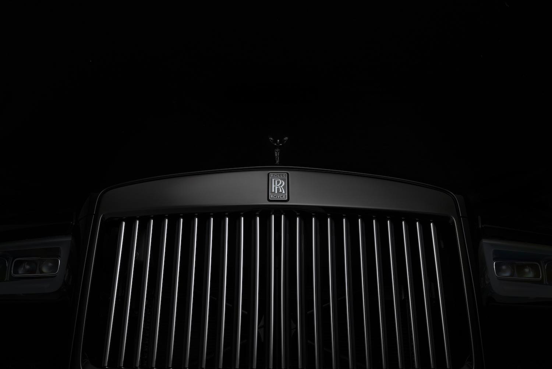 Rolls Royce Black Badge Cullinan