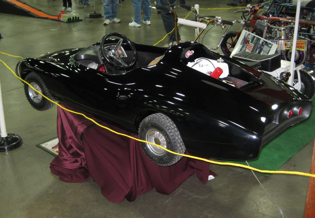 GM Monza Junior Cart